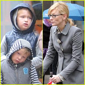 Cate Blanchett: Babies 'R' Us Shopping Spree!