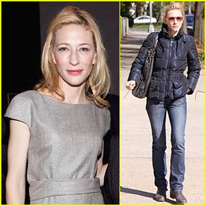 Cate Blanchett: A Streetcar Named Washington D.C.