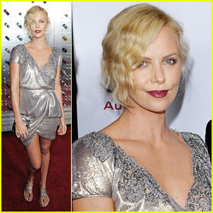 Charlize Theron Releases The Road
