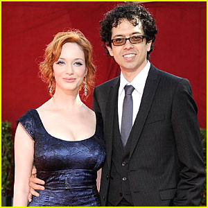 Christina Hendricks & Geoffrey Arend: Toronto Honeymoon!