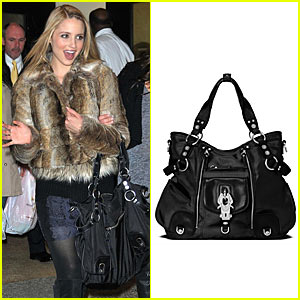 Win Dianna Agron's George Gina & Lucy Bag!