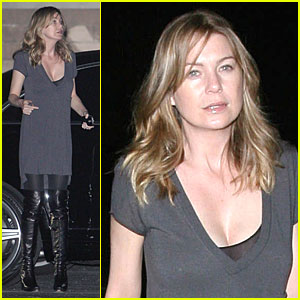 Ellen Pompeo: Nobu Birthday Bash