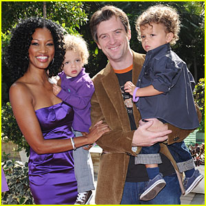 Garcelle Beauvais-Nilon couple
