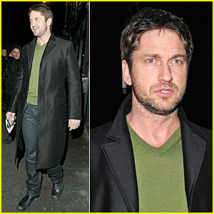 Gerard Butler: Groucho Guy