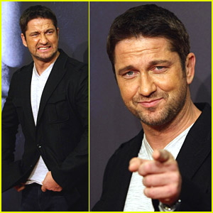 Gerard Butler: Law Abiding Citizen In Germany