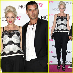 Gwen Stefani &#038; Gavin Rossdale: MOCA Marvelous