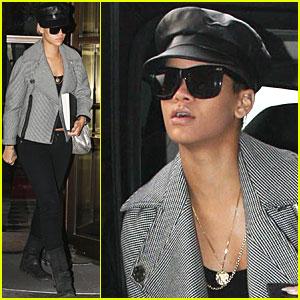 Hats Off to Rihanna!