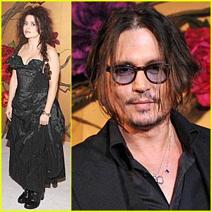 Johnny Depp: Tribute To Tim Burton