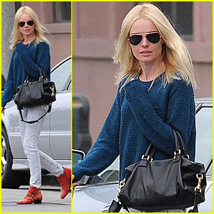 Kate Bosworth Gets A Cute Cut at Byron & Tracey