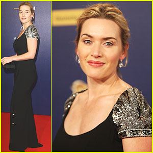Kate Winslet Fawns Over Bambi Awards