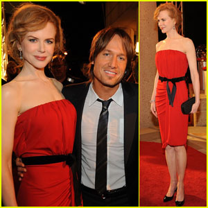 Keith Urban & Nicole Kidman: 2009 BMI Country Awards