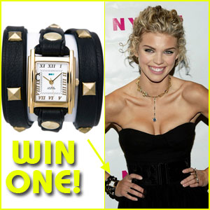 Win AnnaLynne McCord's La Mer Watch!