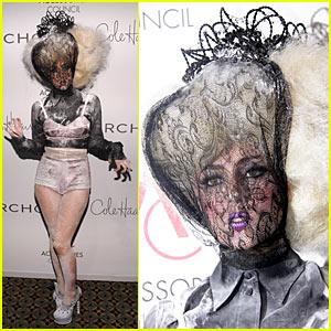 Lady Gaga Aces It