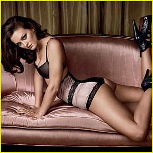 Leighton Meester: GQ's Obsession of the Year