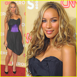 Leona Lewis Credits The 2009 CNN Heroes