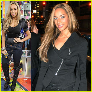 Leona Lewis is Much On Demand