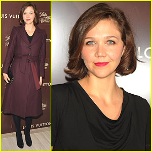 Maggie Gyllenhaal Loves The Louis Vuitton Cruise Collection