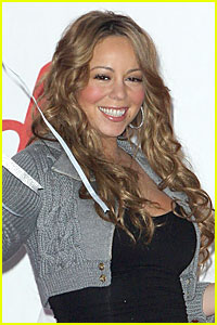 Mariah Carey Lights Up Christmas