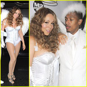 Mariah Carey & Nick Cannon Are Angels