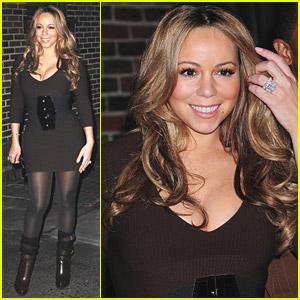 Mariah Carey Promotes Precious