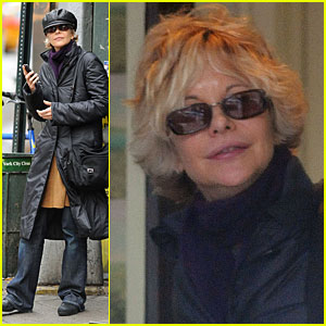Meg Ryan & Nora Ephron: Lunch Date!
