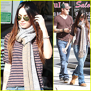 Megan Fox & Brian Austin Green: Thai Twosome