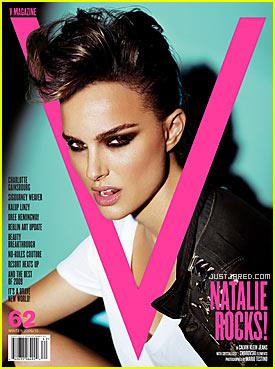 Natalie Portman Covers V Magazine