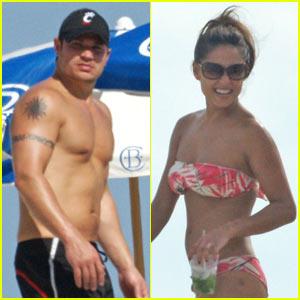 Nick Lachey & Vanessa Minnillo: Miami Thanksgiving!