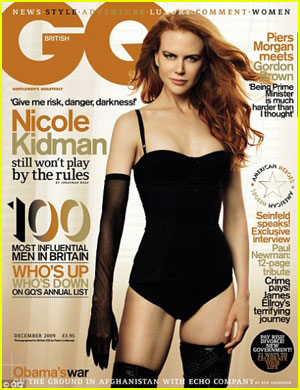 Nicole Kidman: I've Explored Strange Fetish Stuff