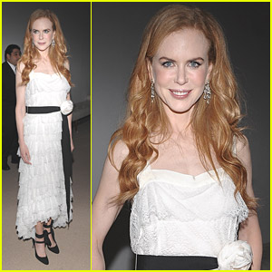 Nicole Kidman: Vogue Fashion Fund Awards