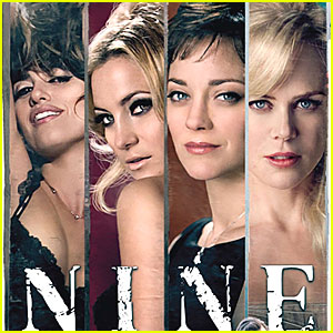 New Promo Posters for 'Nine'!