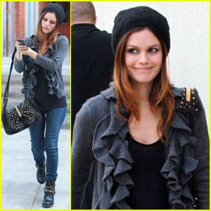 Rachel Bilson is a Studded Stunner