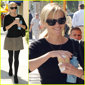 Reese Witherspoon: Four Christmases Before Thanksgiving
