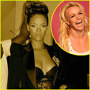 Rihanna Went To Sleep As Rihanna, Woke Up As Britney Spears