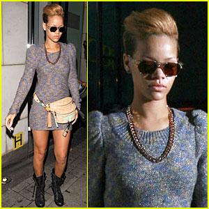 Rihanna: Fanny Pack Pretty