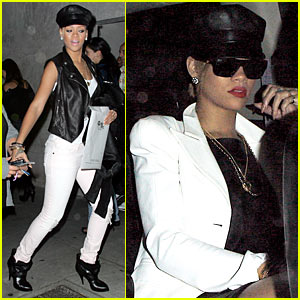 Rihanna: Guys, Dolls and McDonald's