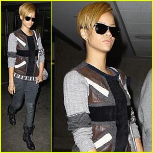 Rihanna is an LAX Lady