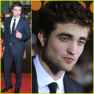 Robert Pattinson: Gucci Guy
