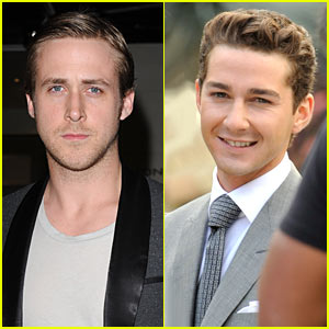Shia LaBeouf & Ryan Gosling: The Wettest County in The World!