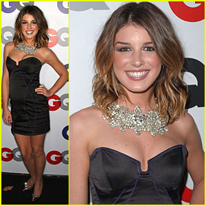 Shenae Grimes is a GQ Girl
