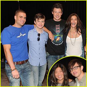 Teri Hatcher: Glee's Biggest Fan