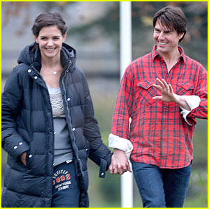 Tom Cruise & Katie Holmes: Romantics 'Till The End