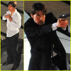 Tom Cruise: I Do My Own Stunts
