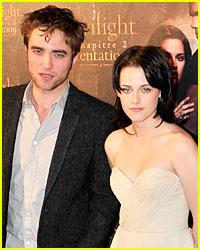 The Twilight Cast Says 'Bonjour' to Paris