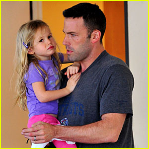Violet Affleck Loves Pebbles Flintstone