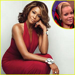 Whitney Houston & Rihanna To Rock AMAs