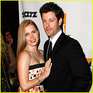 Amy Adams Expecting With Darren Le Gallo
