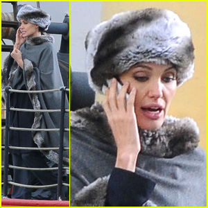 Angelina Jolie: Salt Chilly Chatter