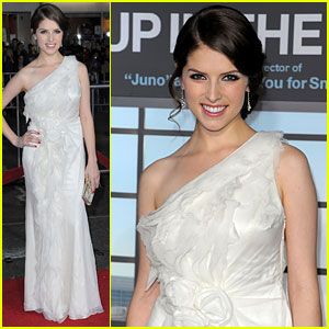 Anna Kendrick: George Clooney Knew To Stay Away!