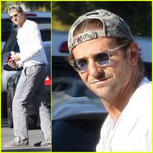 Bradley Cooper is Seeing Blue Before Christmas